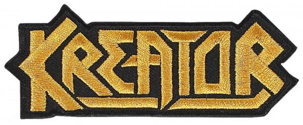 KREATOR - Logo cutout Patch Aufnäher