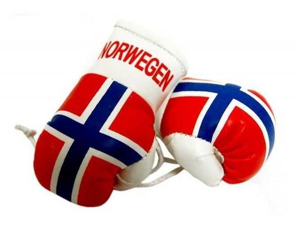 Miniboxhandschuhe - Norwegen