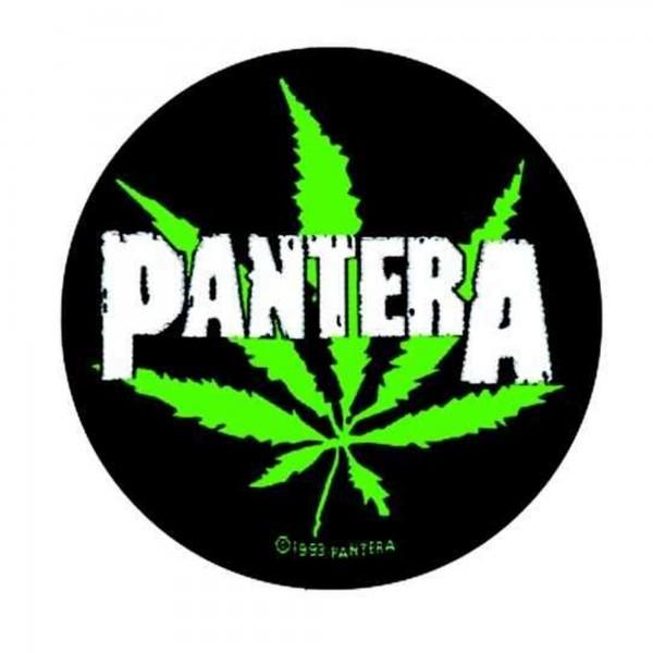 PANTERA - Leaf Patch Aufnäher