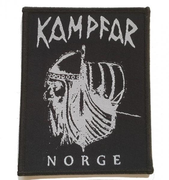 KAMPFAR - Norge Patch Aufnäher