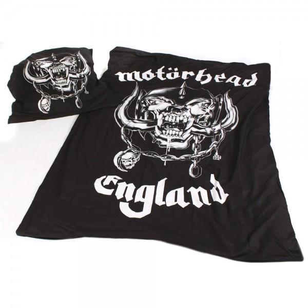 MOTÖRHEAD - England Bettwäsche