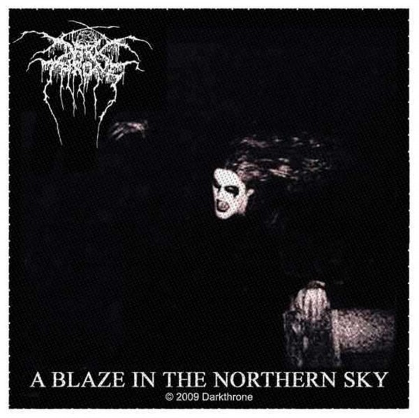 DARKTHRONE - A Blaze From The Northern Sky Patch Aufnäher