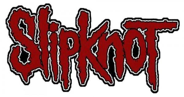 SLIPKNOT - Logo Patch Aufnäher