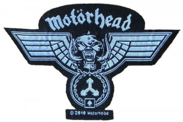 MOTÖRHEAD - Hammered cutout Patch Aufnäher