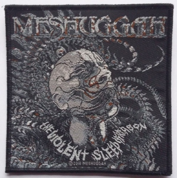 MESHUGGAH - Head Patch Aufnäher