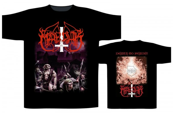 MARDUK - Heaven Shall Burn T-Shirt