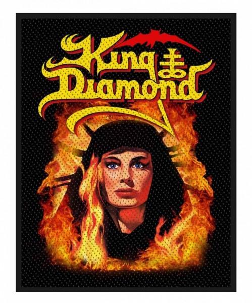 KING DIAMOND - Fatal Portrait Patch Aufnäher