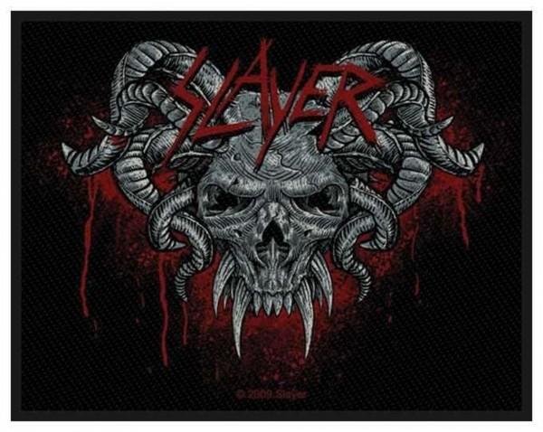 SLAYER - Demonic Patch Aufnäher