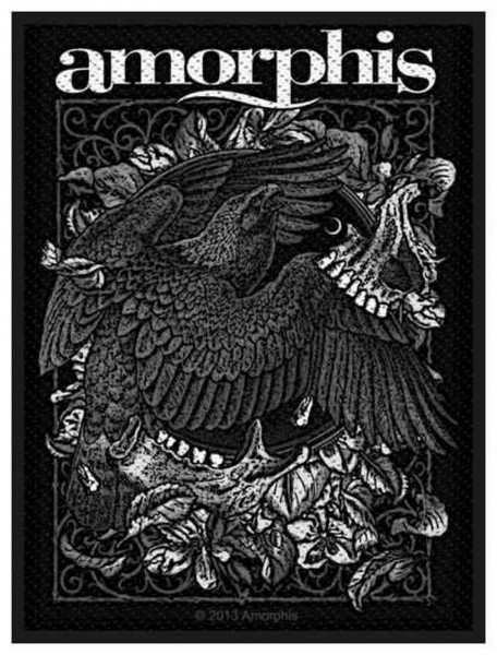 AMORPHIS - Circle Bird Patch Aufnäher