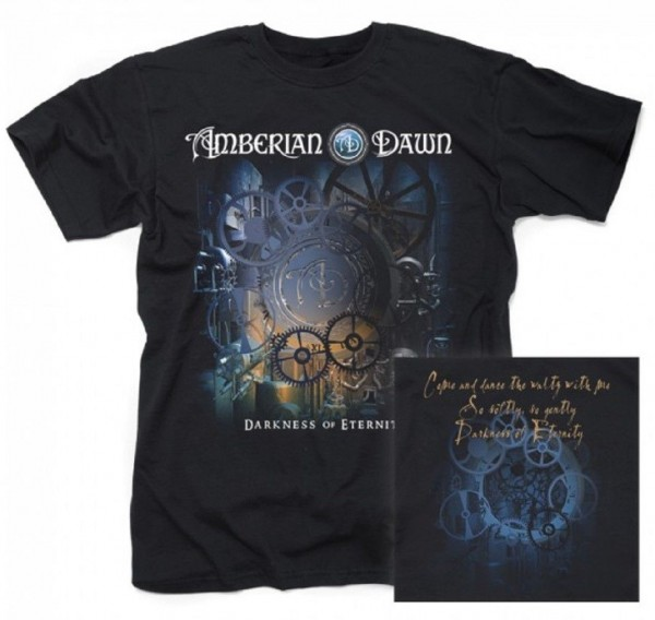 AMBERIAN DAWN - Darkness Of Eternity T-Shirt