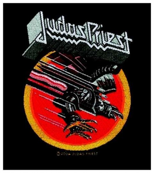 JUDAS PRIEST - Screaming For Vengeance Patch Aufnäher