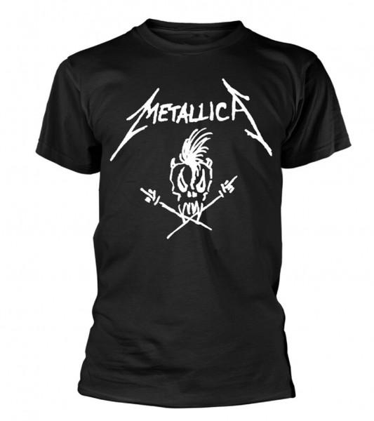 METALLICA - Original Scary Guy T-Shirt