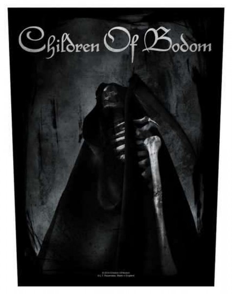 CHILDREN OF BODOM - Fear The Reaper Backpatch Rückenaufnäher