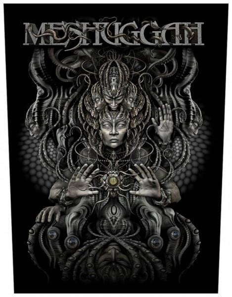 MESHUGGAH - Musical Deviance Backpatch Rückenaufnäher