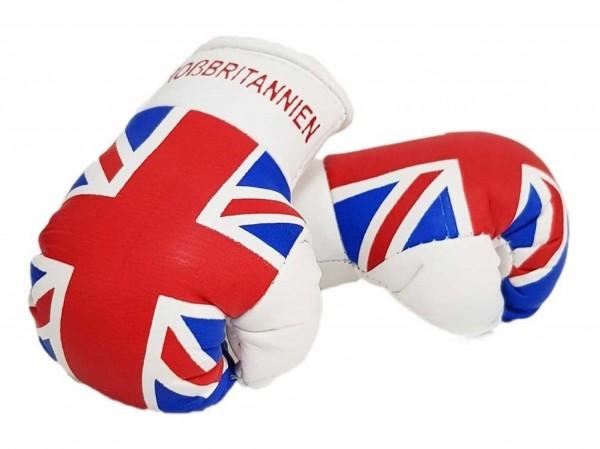 Miniboxhandschuhe - Grossbritannien
