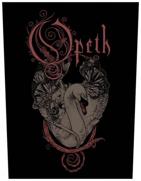 OPETH - Swan Backpatch Rückenaufnäher