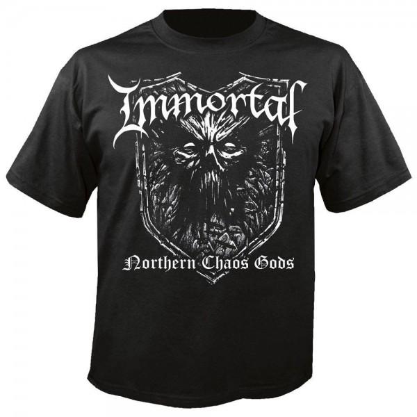 IMMORTAL - Northern Chaos Gods T-Shirt