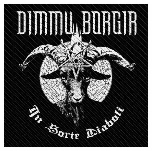 DIMMU BORGIR - In Sorte Diaboli Patch Aufnäher