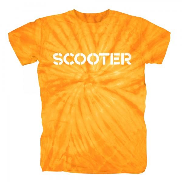 SCOOTER - Always Hardcore Gelb T-Shirt