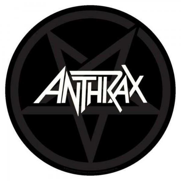 ANTHRAX - Pentathrax Backpatch Rückenaufnäher