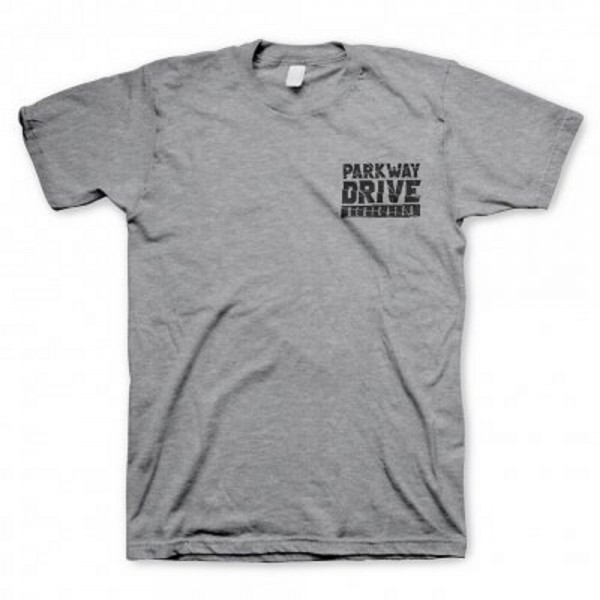 PARKWAY DRIVE - You can´t break me Grau T-Shirt