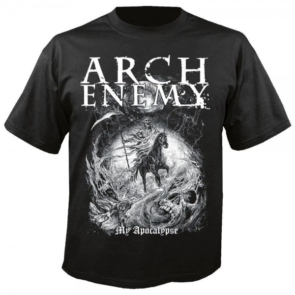ARCH ENEMY - Apokalyptic Rider T-Shirt