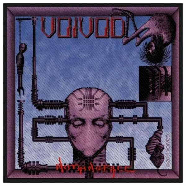 VOIVOD - Nothing Face Patch Aufnäher