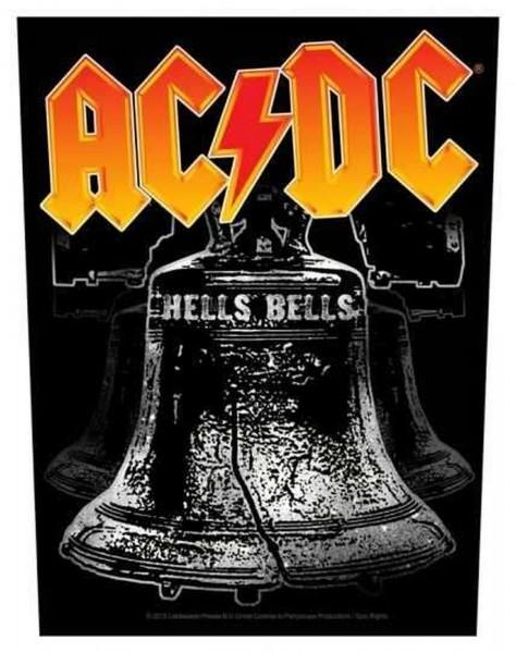 AC/DC - Hells Bells Backpatch Rückenaufnäher