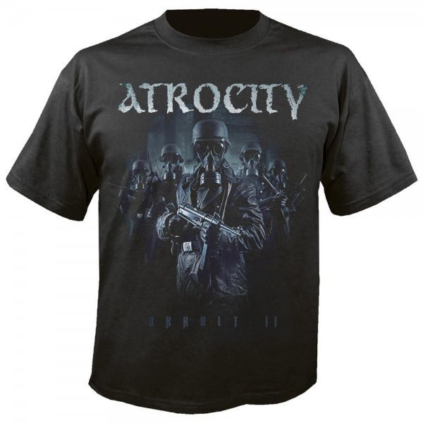 ATROCITY - Okkult II - Meister des Todes T-Shirt