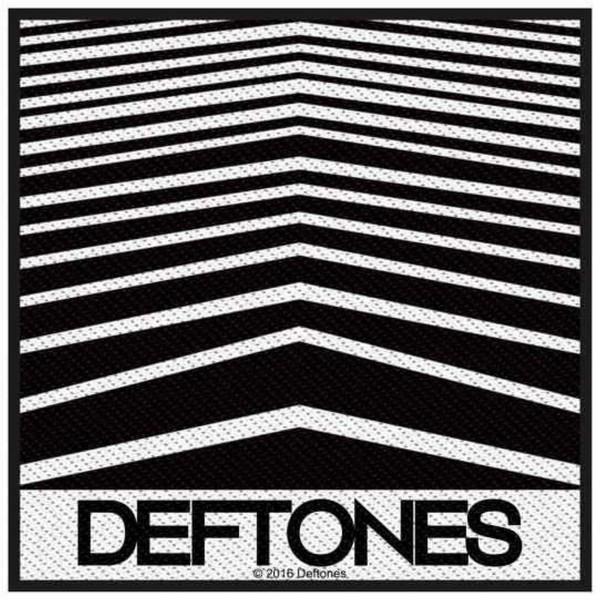 DEFTONES - Abstract Lines Patch Aufnäher