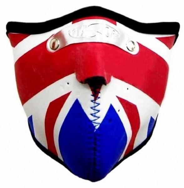 MASKE - Motorrad Gesichtsmaske Mundschutz Gesichtsschutz UK GB