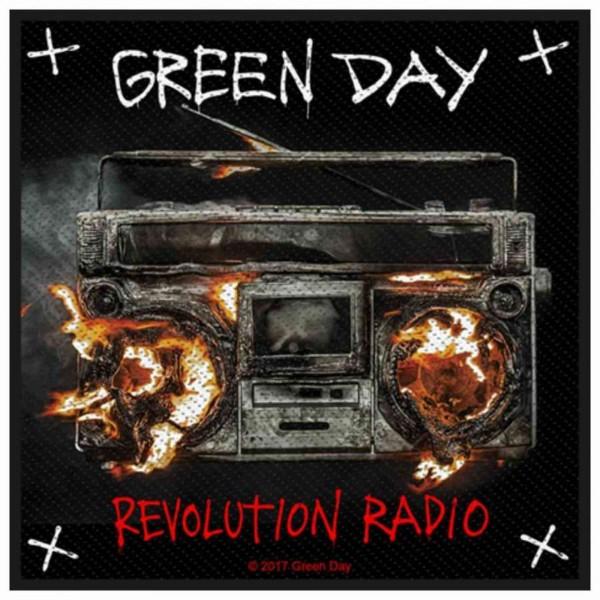 GREEN DAY - Revolution Radio Patch Aufnäher