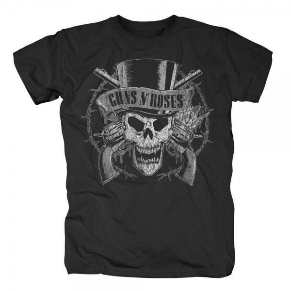 GUNS N´ROSES - Top Hat T-Shirt