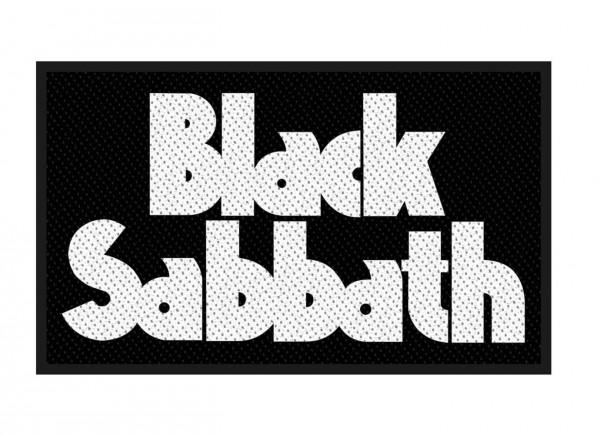 BLACK SABBATH - Logo Patch Aufnäher