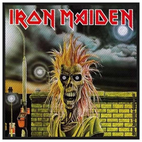 IRON MAIDEN - Iron Maiden Patch Aufnäher