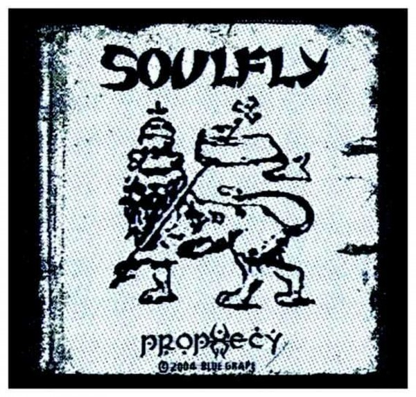 SOULFLY - Prophecy Patch Aufnäher