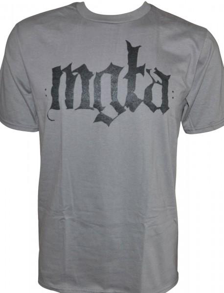 MGLA - Logo No Solace Grey T-Shirt