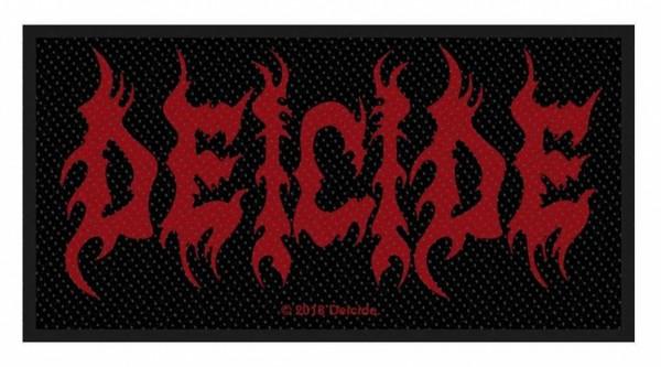 DEICIDE - Logo Patch Aufnäher