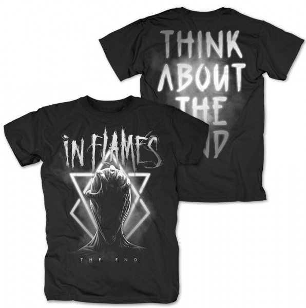 IN FLAMES - Think About The End T-Shirt