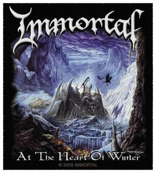 IMMORTAL - At The Heart Of Winter Patch Aufnäher