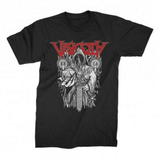 VISIGOTH - Dungeon Master T-Shirt
