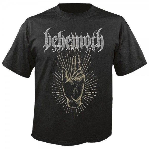 BEHEMOTH - LCFR Hand T-Shirt