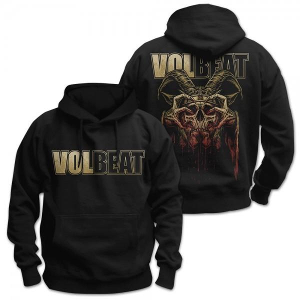 VOLBEAT - Bleeding Crown Kapuzenpullover Hoodie