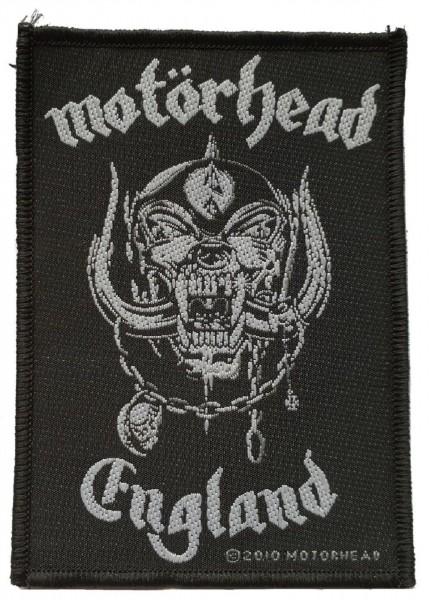 MOTÖRHEAD - England Patch Aufnäher