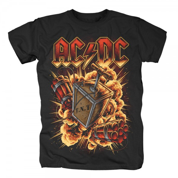 AC/DC - TNT Explosion T-Shirt