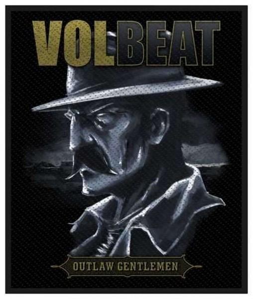 VOLBEAT - Outlaw Gentlemen Patch Aufnäher