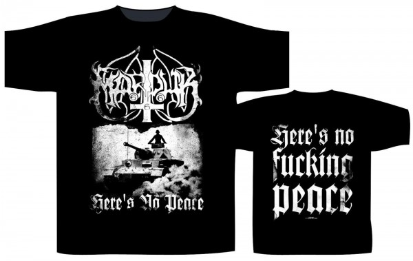 MARDUK - Here is no peace T-Shirt