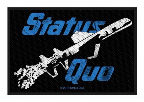 STATUS QUO - Just Supposin´ Patch Aufnäher
