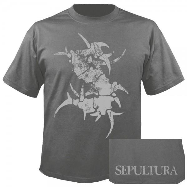 SEPULTURA - S GREY T-Shirt