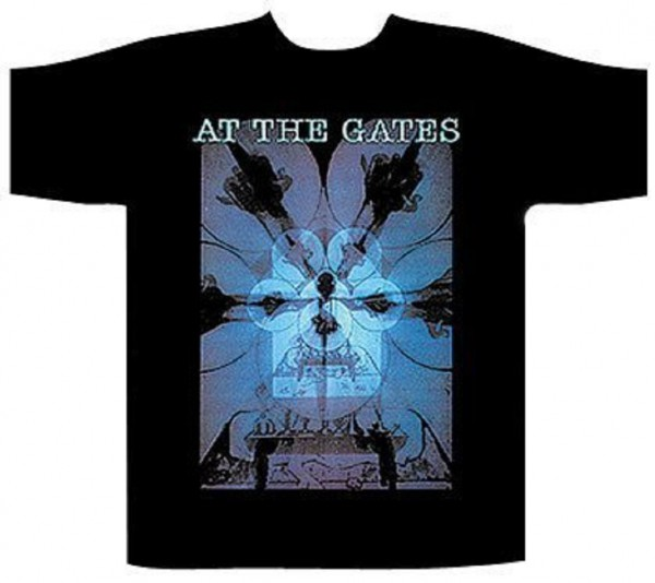 AT THE GATES - Burning Darkness T-Shirt